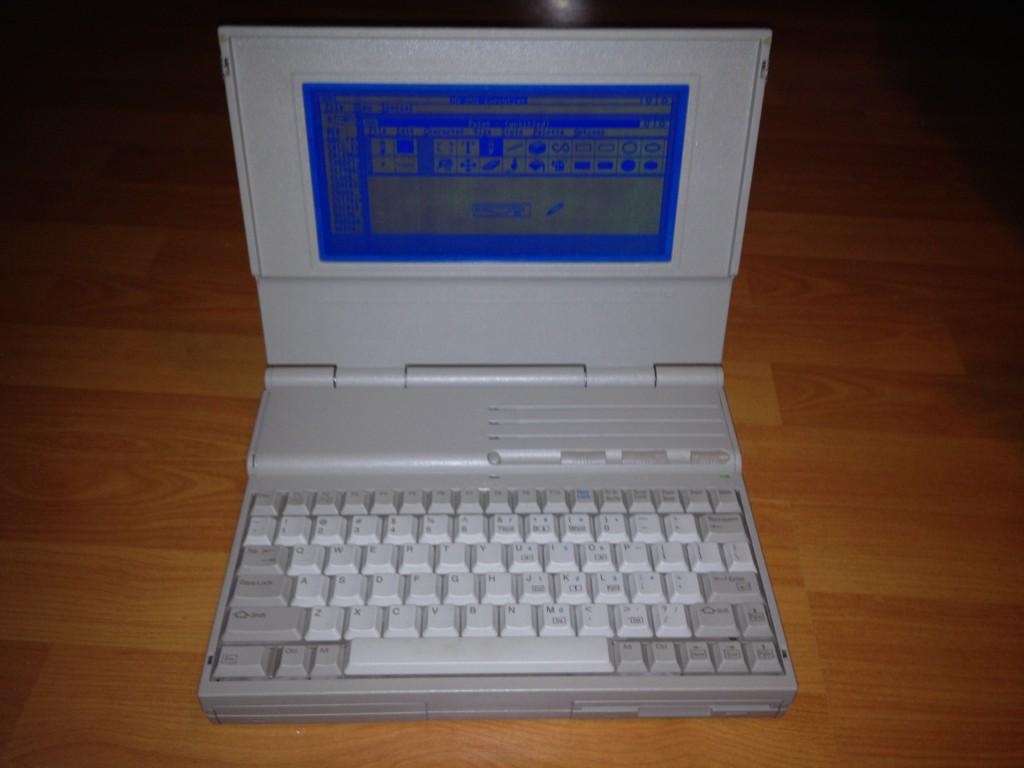 Compaq LTE 286
