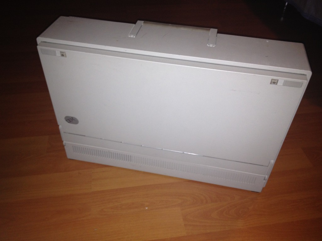 IBM Model P70 packed up